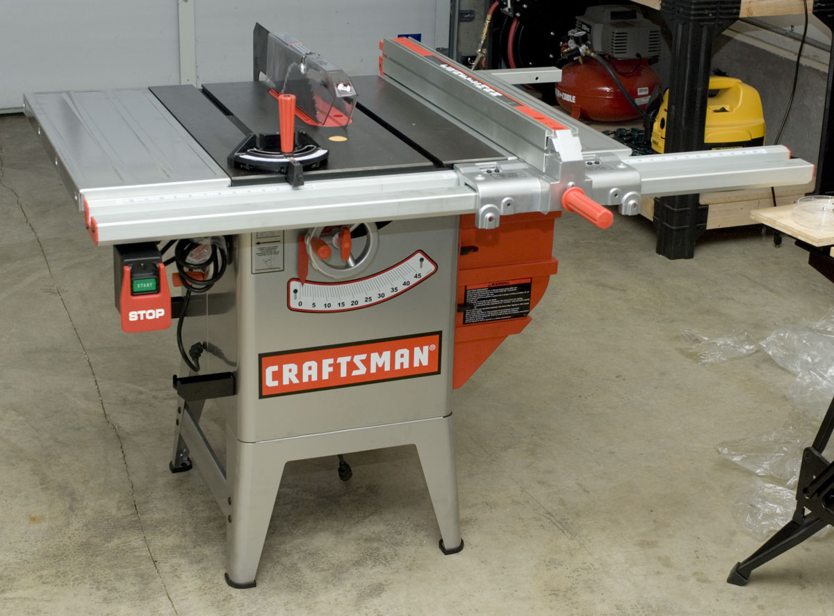 Craftsman Table Saw Page 2 Woodworking Talk Woodworkers Forum